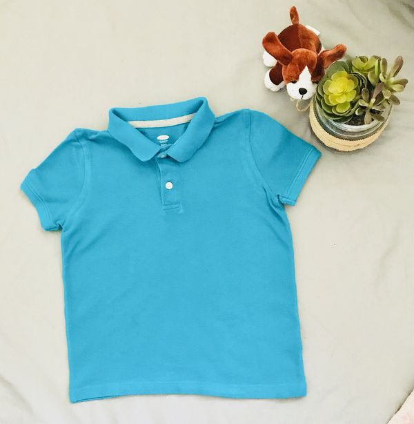 bd6197fcb0419 Old Navy teal polo shirt for Sale in Las Vegas