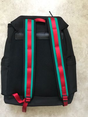 1bc3b2afbf1 Gucci tech backpack supreme tiger Louis Vuitton Prada snake for Sale in Los  Angeles