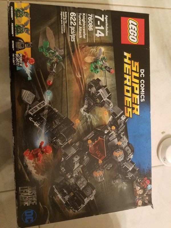 Lego 7784 Batmobile With Box And Instructions For Sale In Santa Ana