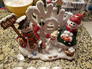 """Let It Snow"" Christmas decoration for Sale in Altamonte Springs, FL"