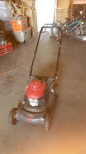 honda mower  sale   left