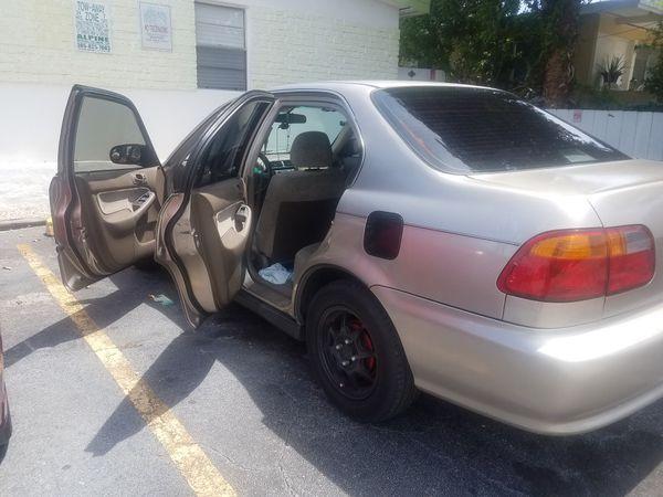 Honda Civic 2000 Cars Amp Trucks In Miami Fl Offerup