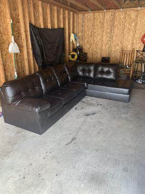 Photo Ashley furniture alliston 2 piece sectional
