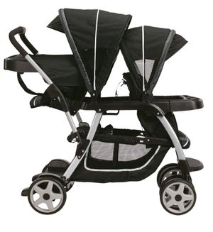 Graco ready to grow double stroller 150 for Sale in Annandale, VA