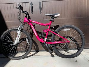 "24"" Mongoose Ledge 2.1 Mountain Bike for Sale in Apex, NC"