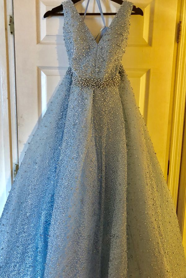 Amazing gown evening dress for Sale in St. Louis, MO - OfferUp