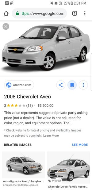 2011 Chevy Aveo For Sale In Hayward Ca Offerup