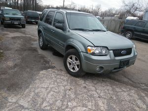 2006 Ford escape Runs great no mechanical issue only 140k miles very reliable and trustworthy if you're not ready do not waste my time for Sale in Washington, DC