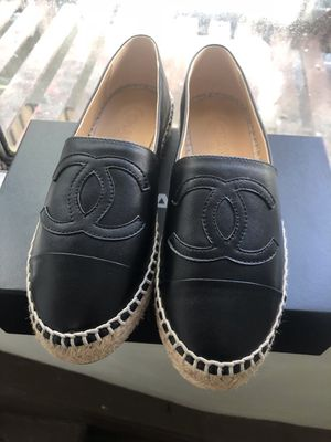 Chanel Espadrilles Black US 8 for Sale in Los Angeles, CA