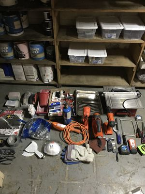 Lot of Tools - Everything You See and More for Sale in Takoma Park, MD