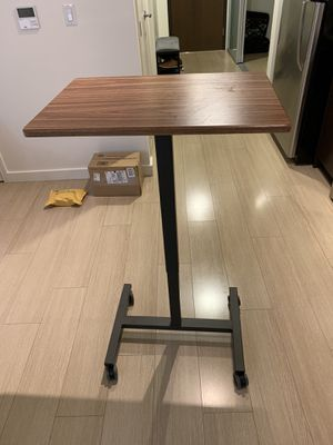 Adjustable standing table for Sale in Seattle, WA