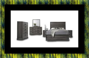 11pc Kate bedroom set with mattress for Sale in Mount Rainier, MD
