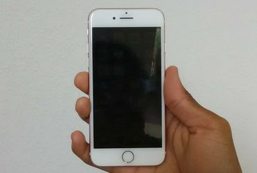 Iphone 7 rose gold Thumbnail