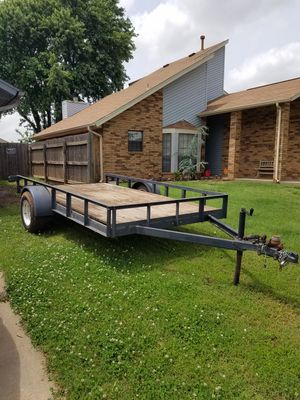 Utility trailers for Sale in Oklahoma - OfferUp