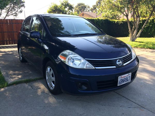2008 Nissan Versa Hatchback For Sale In Los Angeles Ca Offerup