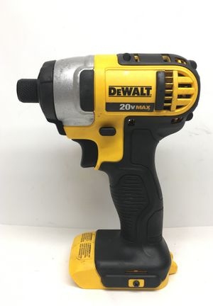 DeWalt 20VMAX Impact 70326/16 for Sale in Federal Way, WA