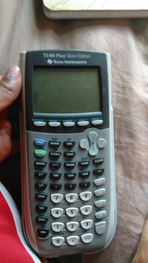 Ti-84 calculator for Sale in Chantilly, VA