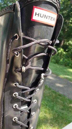 Rare Hunter Lapins rain boots! for Sale in Woodbury, NJ