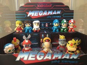 Kid robot Megaman complete blind box collection for Sale in Austin, TX