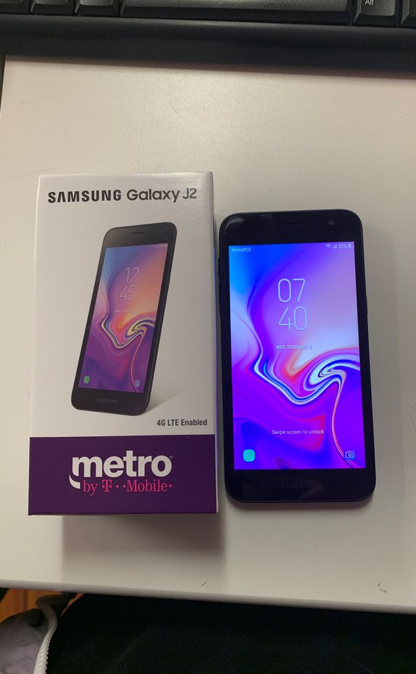 Samsung J2 (Metro by T-Mobile phone) for Sale in El Monte, CA - OfferUp