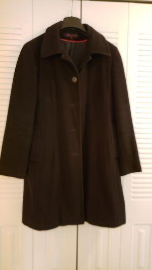 Anne Klein Black Coat | Size 10P for Sale in Lincolnia, VA