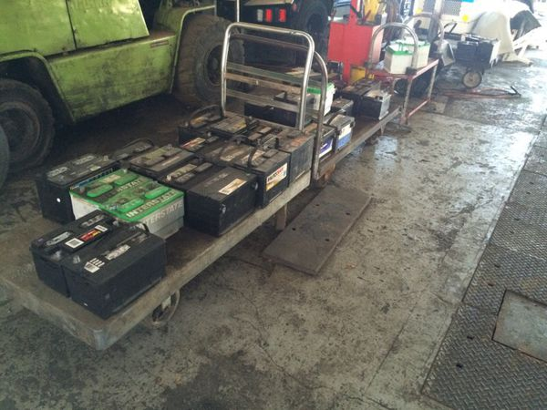 Used Car Batteries For Sale >> Used Car Batteries 40 For Sale In Philadelphia Pa Offerup