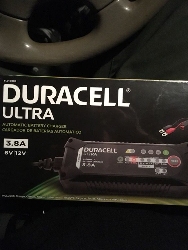 Duracell Portable Battery Charger