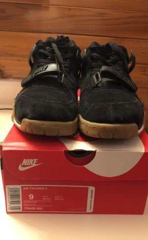 Nike Air Trainer 3 Men's 9 for Sale in Virginia Beach, VA