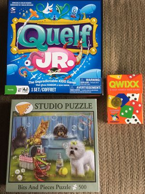 New and Used Puzzle games for Sale in Joliet, IL - OfferUp