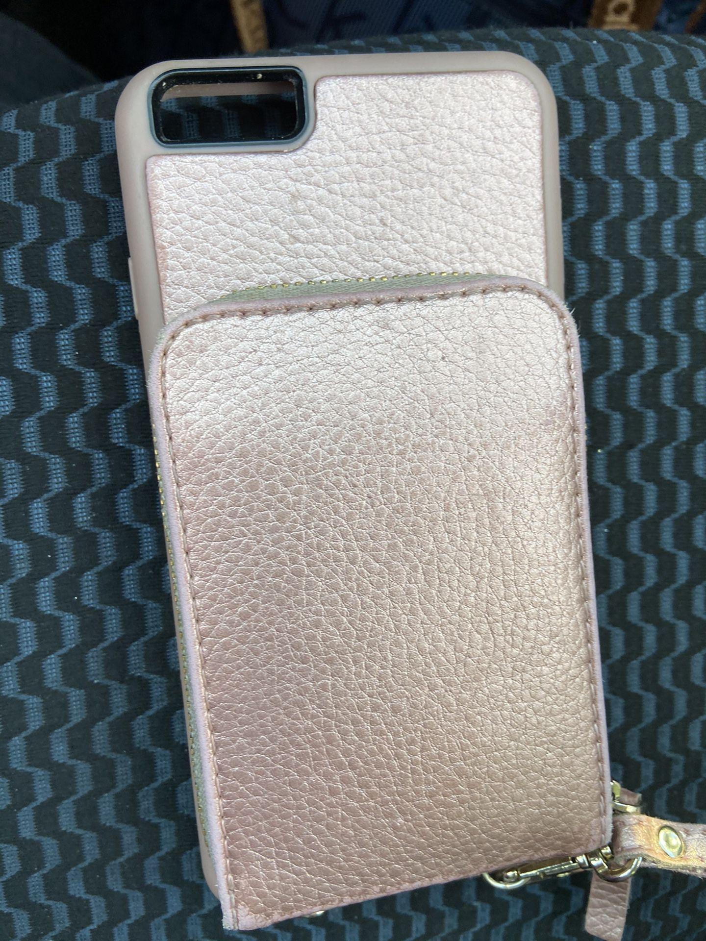 Wallet Case Purse For 6s Plus/ 7