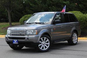 2007 Land Rover Range Rover Sport for Sale in Sterling, VA