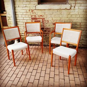 4 mid century chairs for Sale in Washington, DC