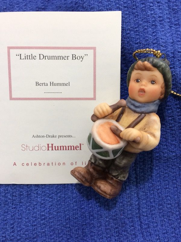 Hummel Christmas Ornaments.Berta Hummel Collectible Christmas Ornament For Sale In Oviedo Fl Offerup