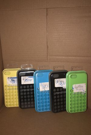 IPhone 5c covers for Sale in Halethorpe, MD