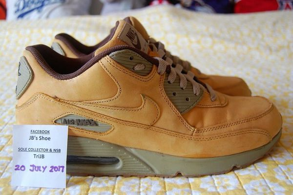 "98397557975b02 Nike Air Max 90 Winter PRM ""Wheat"" - Sz. 10.5 for Sale in ..."