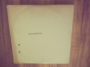 It is the complete Beatles White Album for Sale in St. Louis, MO