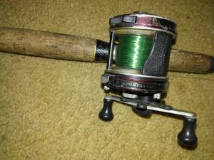 Rod and reel for Sale in Crewe, VA