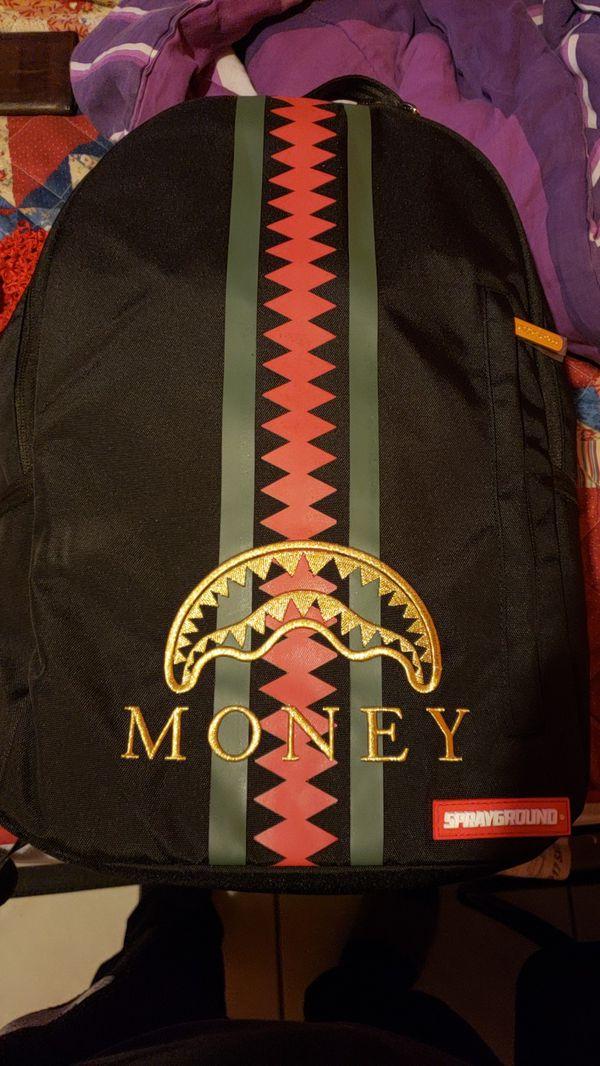 2ca351f0ffe Sprayground florence money bag for Sale in Miami