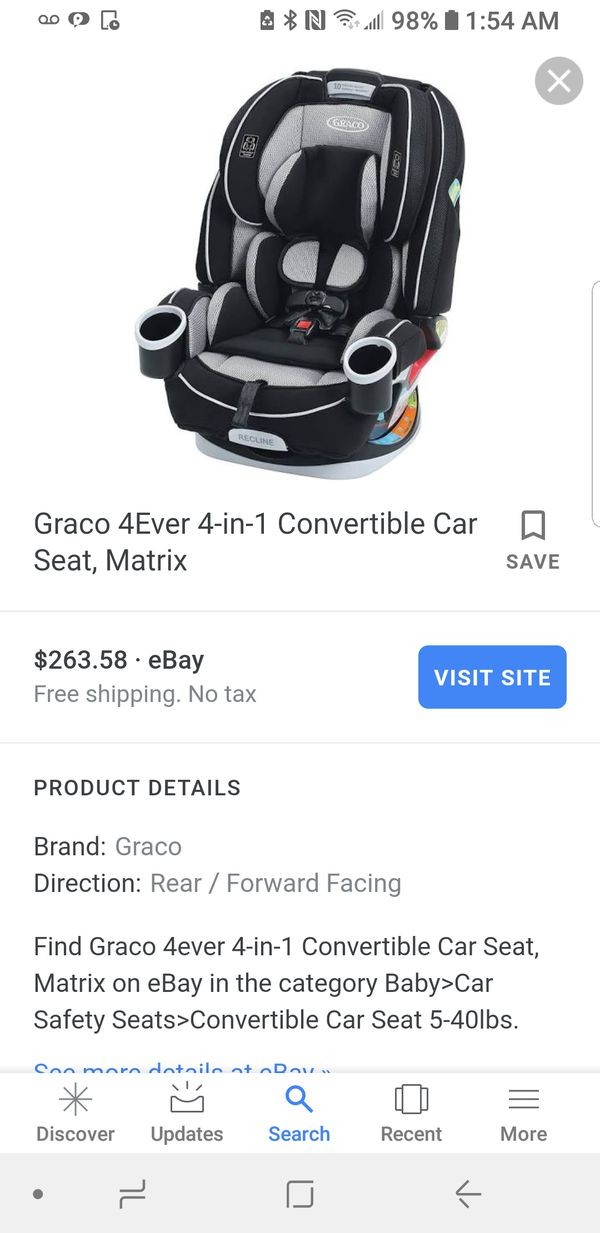 New And Used Graco Car Seats For Sale In Newport Beach CA