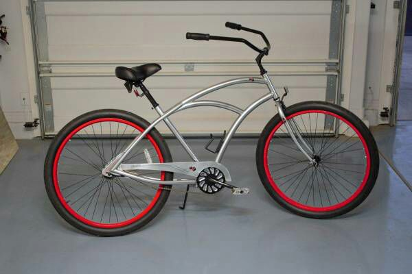 Phat Cycles 29er High Roller Single Speed Beach Cruiser