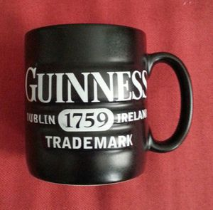 Rare Guinness mug for Sale in Mount Rainier, MD