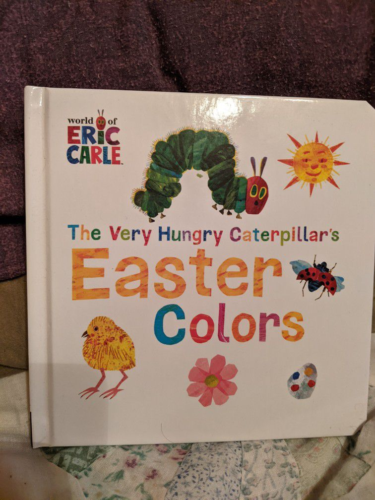 Easter Colors Book
