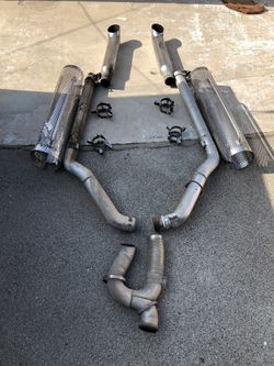 Exhaust Stack Pipes Peterbilt Thumbnail