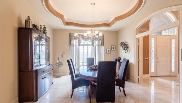 11 Piece Cherry Dining Room Suite By Shermag For Sale In Kendall NY