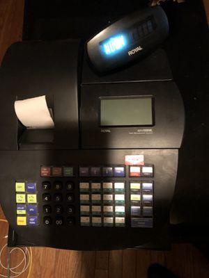 Alpha Royal 1000ml Cash Register for Sale in Snellville, GA