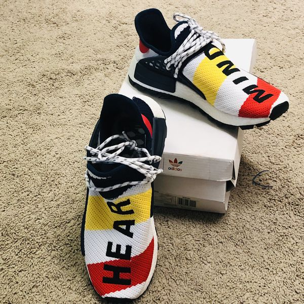 designer fashion 79d0a c0d05 ADIDAS HU NMD BBC 9544 { for sale} // 8.5/// for Sale in West Springfield,  VA - OfferUp