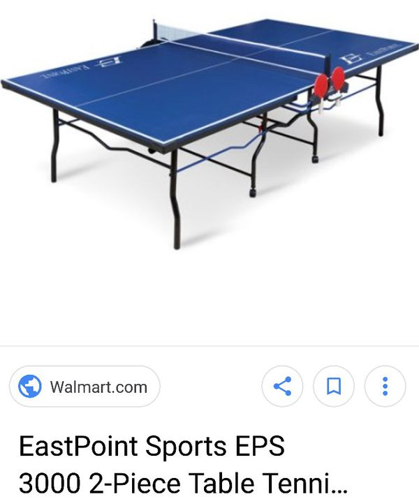 East Point Esp 3000 Table Tennis Table For Sale In Houston Tx Offerup