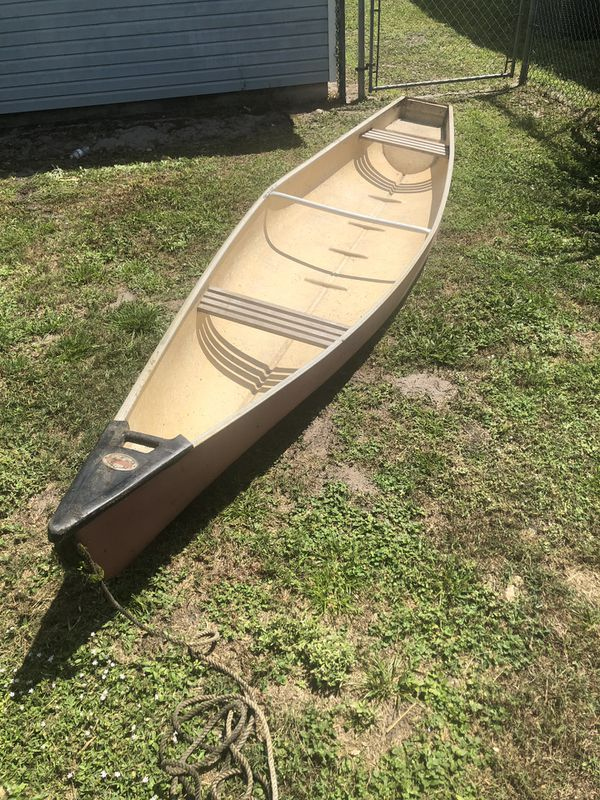 Flat back canoe for Sale in Palm City, FL - OfferUp