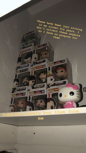 Funko Pop Vinyl for Sale in Tampa, FL