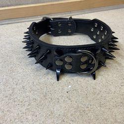 Spiked Dog Collar  Thumbnail